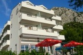 Hotel Lukas v Gradaci, čelný pohľad
