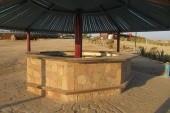 Nefunkční plážový bar 1