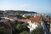 Výhled na panorama Potosu a pobřeží ze studia č.10 (Janis)