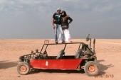výlet do pouště