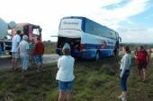 druhá porucha autobusu