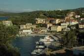 mestečko Kassiopi
