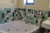 Kúpeľňa v zrekonštruovanom apartmáne