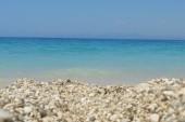 Pláž v hl.meste Lefkas/Lefkada