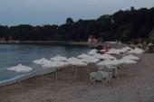 Placená pláž