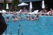 vodní gymnastika