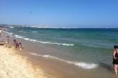 Pláž hotelu Paradis Palace