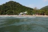 Pláž u hotelu Kacha Resort