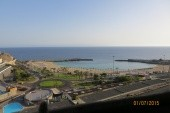 Náš výhled z balkonu