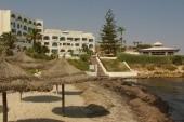pláž hotelu Regency