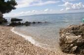 Vzdálenější pláž