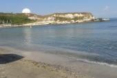 Vzdálenější soukromá pláž