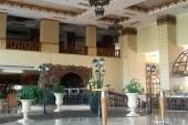 Vstupná hala hotela