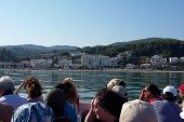 Pohled z moře na Marechiaro