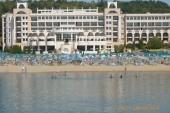 pláž hotelu MARINA BEACH DJUNY