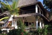 bungalov v resortu