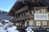 Penzion v Zillertalu