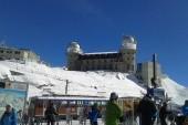 Zermatt-horní stanice zubačky