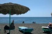 Pláž Perissa