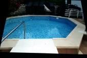 Detsky bazén pri hoteli