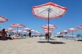 Pláž přes den