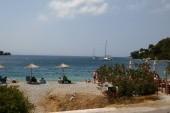 Panormos pláž
