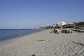 Pláž hotelu