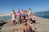 Šnorchlování s plavčíkem. 3 km od hotelu