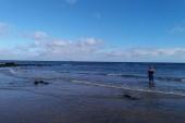 oceán a pláž pár kroků od hotelu