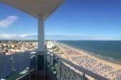 Panorama z balkonu