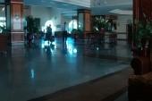 Loby hotelu