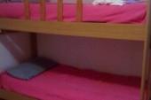 nevhodna poschodova postel