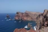 Typické pobřeží Madeiry