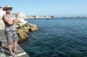 Já na Ischia Porto :)