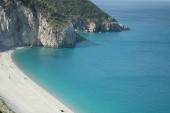 pláž Milos