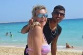 Něco z pláže Paradais