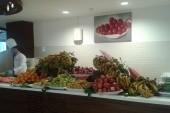 ovocný pult