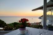 Romantická večera v panoramatickej reštaurácii
