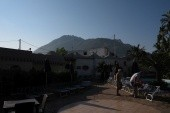 Monte Epomeo od hotelu
