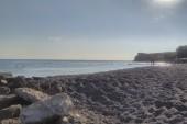 oblázky, kameny, kamínky na pláži