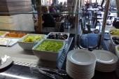 Italská rest. zákusky na oběd