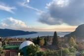 pohled na Lago z procházky