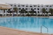 Bazén v Palm Azur