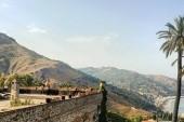 Výhled z Taorminy