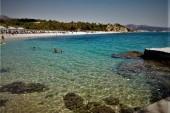 pláž u Green Bay