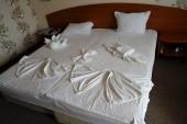 uvítací postel