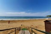 Pláž s výhledem na moře
