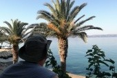 výhled na moře