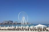 Dubai Marina, pláž