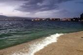 Pláž směrem na jih